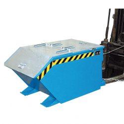 Contenedor basculante de baja altura, 300L | Haleco