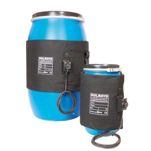 Manta térmica industrial para bidones 105-120 L 1