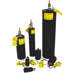 Obturador móvil flexible inflable especial intervención