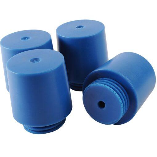 Pies de polietileno para armario de seguridad para productos corrosivos 1