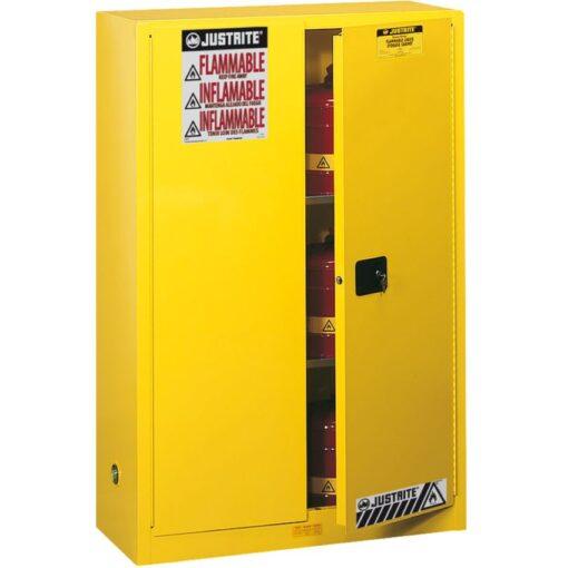 Armario de seguridad antifuego FM, 170 litros 109,2 cm x 45,7 cm x 165,1 cm 1