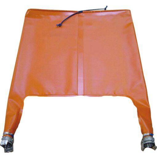 Boca de inspección Ø 80 cm, 2 mangos racor DSP40 1