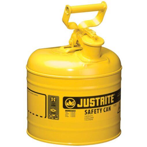 Bidón de seguridad para productos inflamables 1