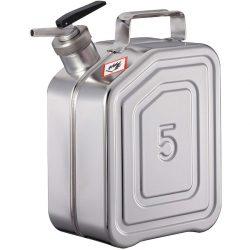 Jerrican de seguridad con grifo para productos inflamables y explosivos