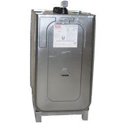 Cuba para transporte gasoil de acero/PE doble pared equipada 750 L 113,5 cm x 75,7 cm x 136 cm