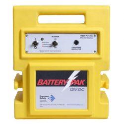 Pack batería para ventilador 12 V