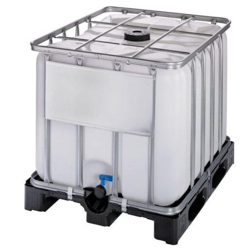 Cuba de almacenamiento multifluido polietieno 800 L 120 cm x 100 cm x 100 cm 1