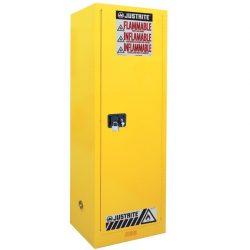 Armario de seguridad antifuego FM, 95 litros 58 cm x 46 cm x 165,1 cm