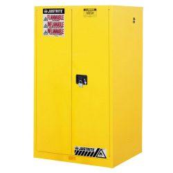 Armario de seguridad antifuego FM, 230 litros 86,4 cm x 86,4 cm x 165,1 cm