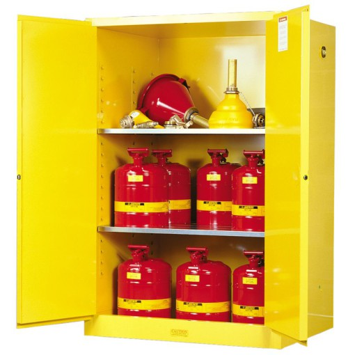 Armario de seguridad antifuego FM, 340 litros 109,2 cm x 86,4 cm x 165,1 cm 1