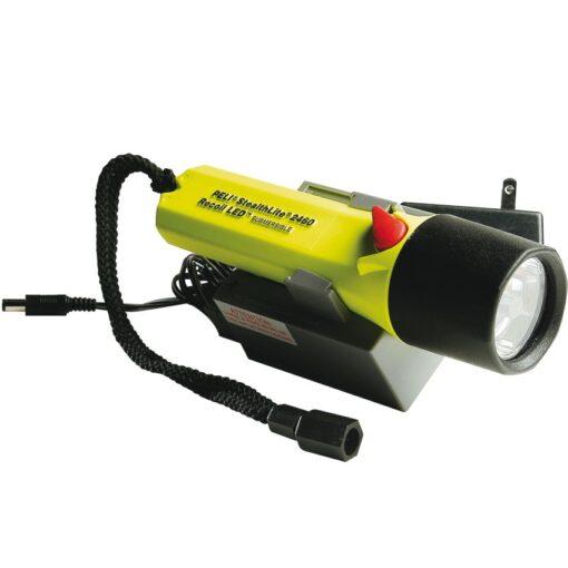 StealthLite™ Linterna recargable con LEDs ATEX 1