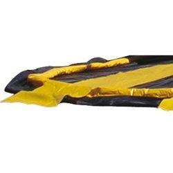 Bandas de refuerzo para cubetas flexible