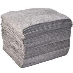 """100 hojas absorbentes universales """"Prim´s"""" doble espesor. La mejor relación calidad-precio. 41 cm x 46 cm"""