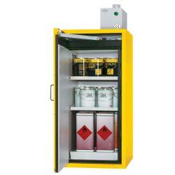 Armario de seguridad antifuego tipo 90, 85 litros 60 cm x 61,5 cm x 129,8 cm