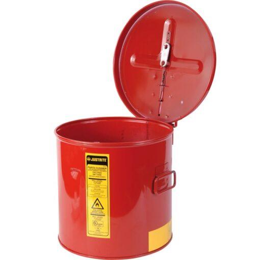 Cubeta de lavado para productos inflamables 1