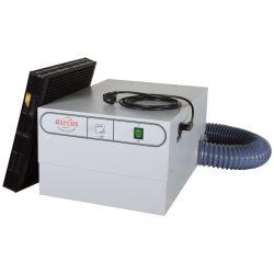 Cajón de ventilación con filtración BE integrada para armarios de seguridad