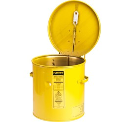 Cubeta de lavado para productos inflamables