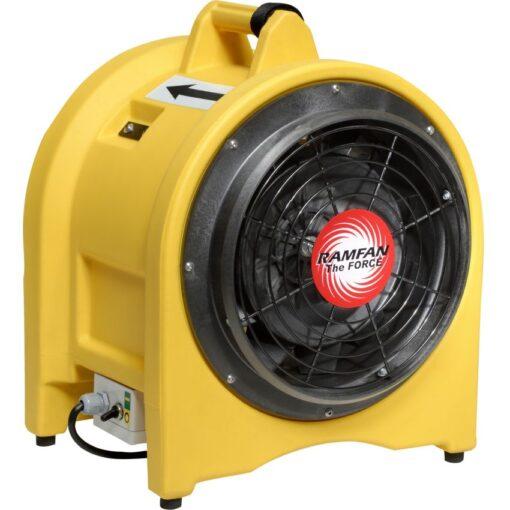 Ventilador extractor portátil, Ø 30 cm 1
