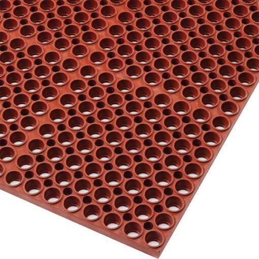 San-Eze II® Losa-rejilla antifatiga para agroalimentario , para un uso extremo 149 cm x 99 cm x 2,22 cm 1