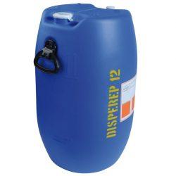 Disperep12,  Dispersante de hidrocarburos biodegradable. Garrafa de 60L