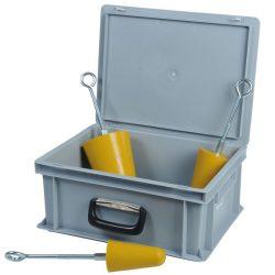 FlexiCône® Kit 3 obturadores cónicos  con anilla