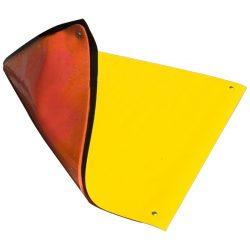 Placa de obturación monocapa reforzada para paso de vehículos 9,1 cm x 9,1 cm