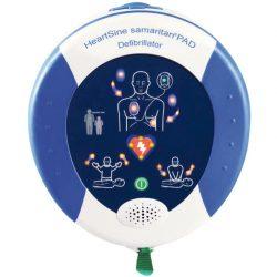 Desfibrilador semiautomático Samaritan PAD 300P con ayuda a la RCP