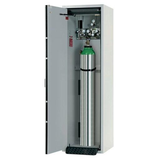 Armario de seguridad interior antifuego para 1 botella de gas, tipo 90