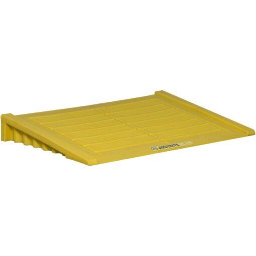 Rampa de polietileno para plataforma 124,5 cm x 124,5 cm x 14 cm 1