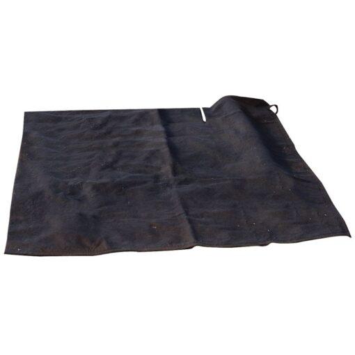 Bolsa filtrante desechable para aguas fangosas y contaminadas