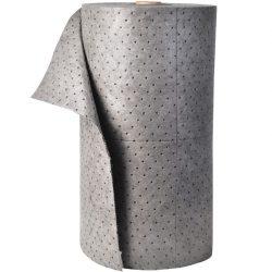 """Rollo absorbente universales """"Premier"""" doble espesor con capa de refuerzo en un lado. Doble de Ancho 4600 cm x 81 cm"""