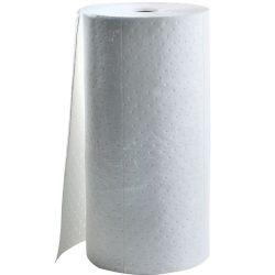 """Rollo absorbente hidrocarburos """"Prim´s"""" doble espesor. La mejor relación calidad-precio. Doble de ancho. 4600 cm x 81 cm"""