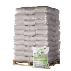 Absorbente en polvo InstaZorb multiuso para todo tipo de producto y de viscosidad. Palet 60 Bolsas de 30l