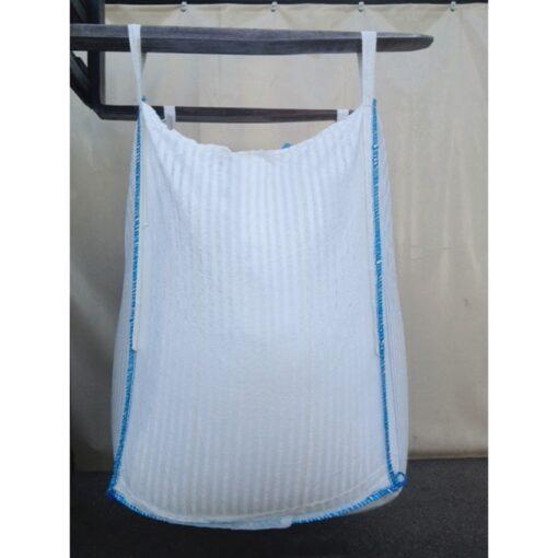Big bag filtrante para partiuclas superiores a  80 µ, uso único 1