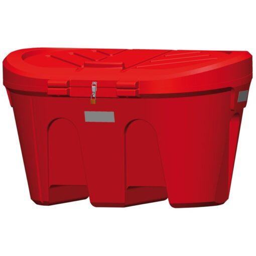 Cubeta para sal/tierra de alta resistencia 300 L 71 cm x 85 cm x 71 cm 1