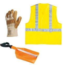 Kit de seguridad para el invierno