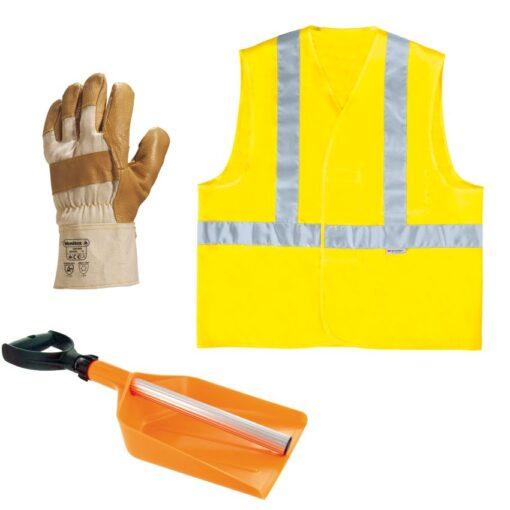 Kit de seguridad para el invierno 1