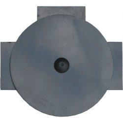 Tapajunta para plataforma especial cargas pesadas 15 cm x 12,5 cm x 4 cm