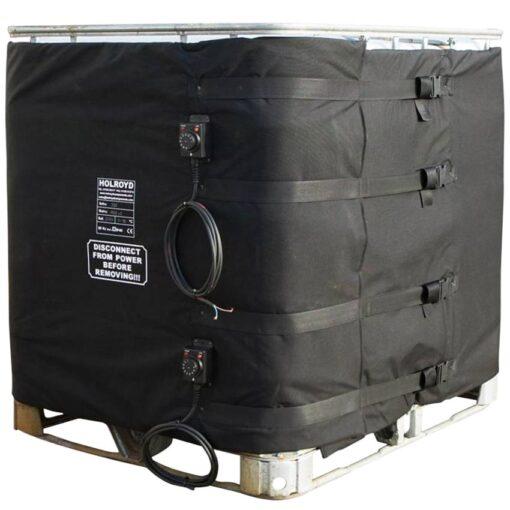 Manta calefactora para contenedores 1000 L 1