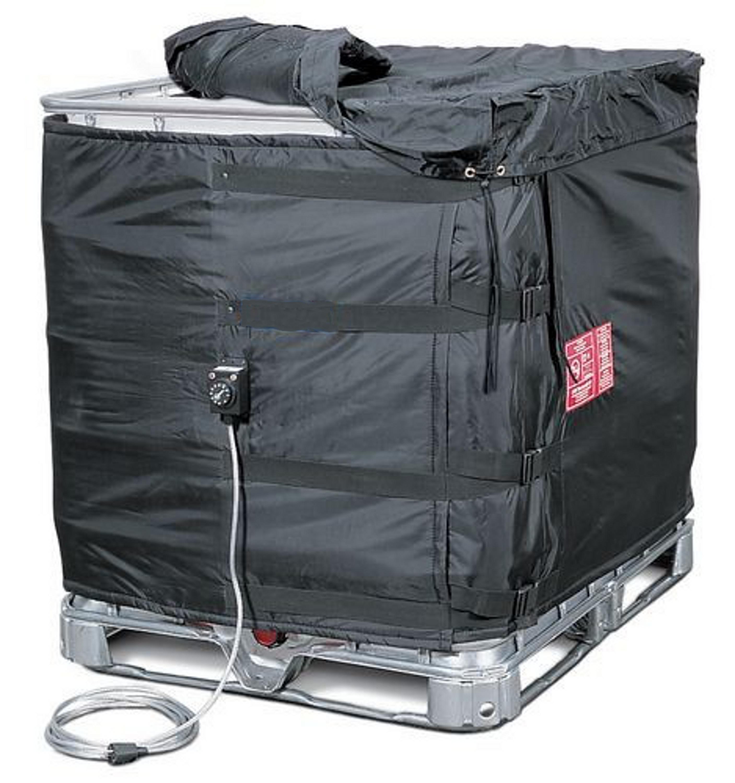Manta a slante cubre contenedor 1000 l hal co for Bidones de 1000 litros
