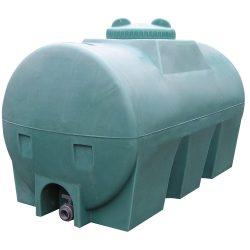 Cuve de stockage d'eau en polyéthylène, 1200 litres Cuba de almacenamiento de agua en polietileno, 1200 L
