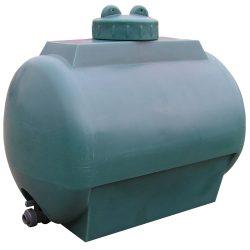 Depósito de agua de 140L en polietileno, 78 cm x 52 cm x 70,5 cm