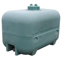 Cuba de almacenamiento de agua en polietileno, 450 L