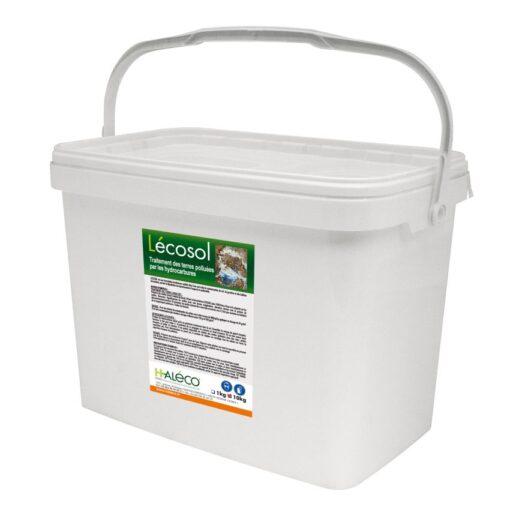 Degrador biológico de hidrocarburos Lécosol® para suelo 1