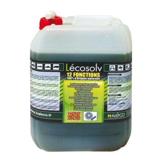 Disolvente biológico multifunción Lécosolv® para mantenimiento en talleres 1