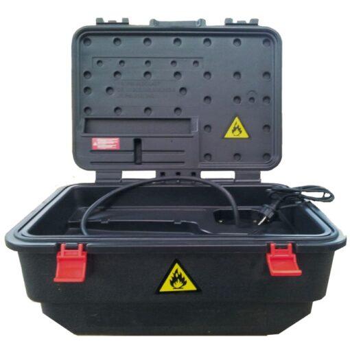 Lécofont® Mini fuente portátil para  un desengrase biológico