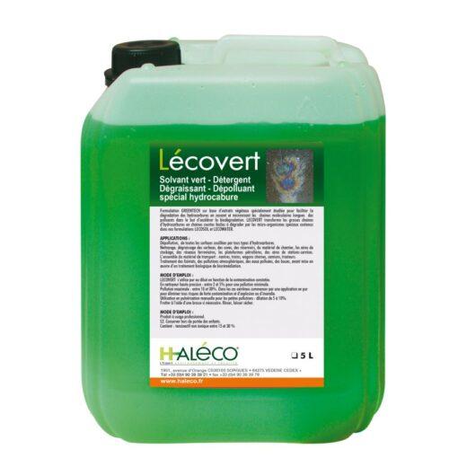 Desengrasante biólogico multifunción Lécovert® para hidrocarburos 1