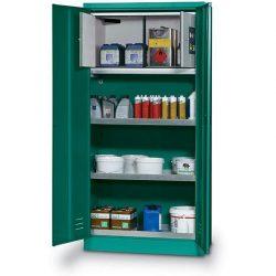 Armario para productos fitosanitarios con box de seguridad Tipo 30