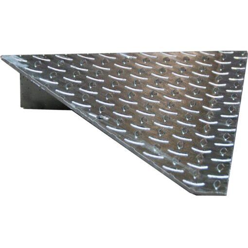 Esquina de acceso para plataforma de retención 50 cm x 50 cm 1