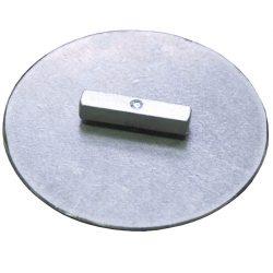Cruz de unión para plataformas y losas de retención 14,5 cm x 14,5 cm x 1,5 cm